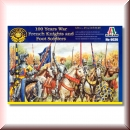 Italeri: 6026 French Knights and Foot Soldiers 1:72