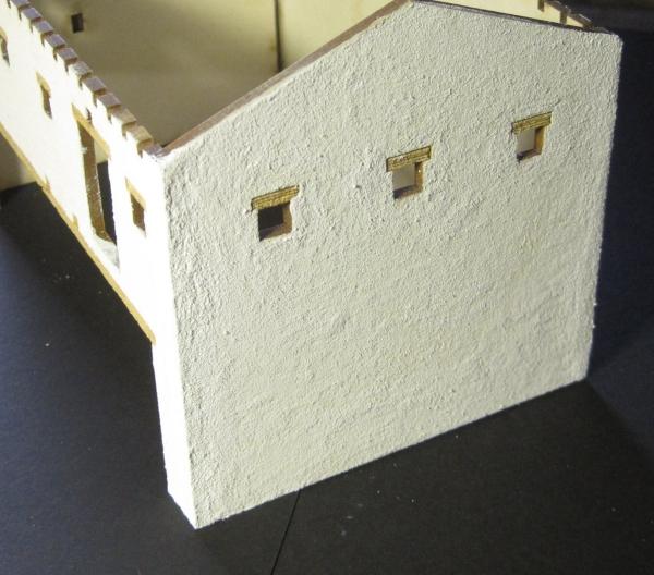 Nebengebäude für eine Villa Rustica Step_4