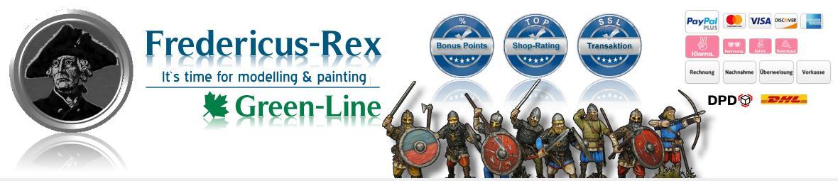 Fredericus-Rex Online-Shop