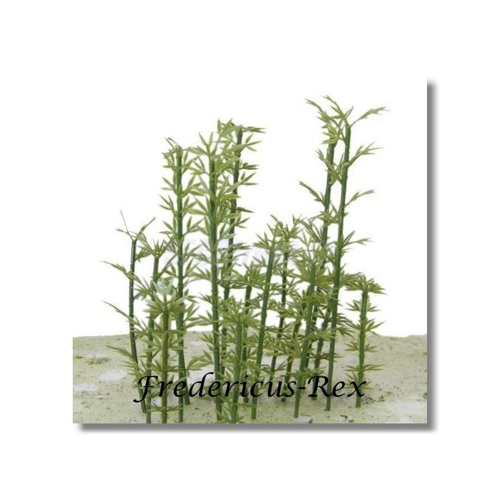 Green line plastik pflanzen bambus mix 12 st ck for Green pflanzen