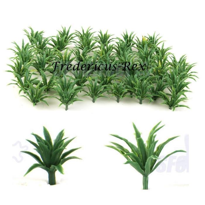 Green line plastik pflanzen stauden ii for Green pflanzen