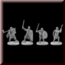 V & V Miniatures: SKU - R28.19 Warlords