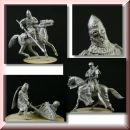 "Valdemar-Miniatures: VM096 ""Danish Vassels vs. Russians, Lake Peipus 1241"" 1:72"