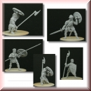 "Valdemar-Miniatures: VM095 ""Scottish Knights II"" 1:72"