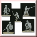 "Valdemar-Miniatures: VM094 ""Scottish Knights"" 1:72"