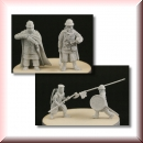 "Valdemar-Miniatures: VM086 ""Late Medieval Nordic Warriors"" 1:72"