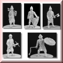 "Valdemar-Miniatures: VM077 ""Russian War Band"" 1:72"