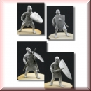"Valdemar-Miniatures: VM069 ""Byzantine Knights fighting"" 1:72"