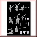 "Valdemar-Miniatures: VM061 ""Spearman Set 2"" 1:72"