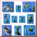 Valdemar-Miniatures: VM026 Battle set #3 1:72