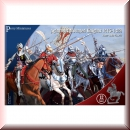 Perry Miniatures: AO 70 Agincourt Mounted Knights 1415-29
