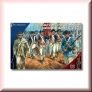 Perry Miniatures: AW 250 American War of Independence Continental Infantry 1776-1783