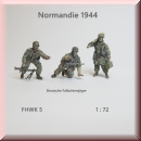 Munich-Kits: German Paratrooper in Normandy 1944 1/72