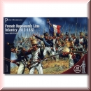 Perry Miniatures: FN100 Plastic French Napoleonic Infantry