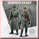 Scale75: SW72-011 GERMAN STAFF 1/72