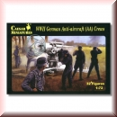 Caesar Miniatures H089: WWII German Anti-aircraft Crews
