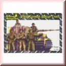 Caesar Miniatures HB03: WWII German Panzer Crews