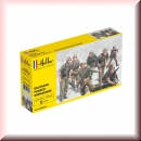 Heller: 49606 Panzergrenadiers Allemands in 1:72