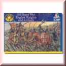 Italeri: 6027 English Knights and Archers 1:72