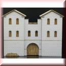 Green Line - Roman Fortress Gate (Fortress Albing) scale 1:72