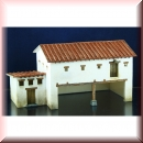 Green Line - Roman auxiliary building 1:72