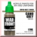 Scale75: SW-16 SS CAMO GREY, Acrylfarbe 17ml