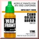 Scale75: SW-19 SS CAMO GOLDEN BROWN, Acrylfarbe 17ml