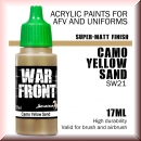 Scale75: SW-21 SS CAMO YELLOW SAND, Acrylfarbe 17ml