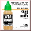 Scale75: SW-22 SS CAMO TOP LIGHTS, Acrylfarbe 17ml