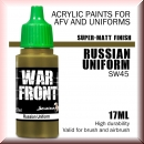 Scale75: SW-45 RUSSIAN UNIFORM, Acrylfarbe 17ml