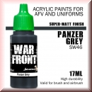 Scale75: SW-46 PANZER GREY, Acrylfarbe 17ml