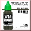 Scale75: SW-52 US GREEN, Acrylfarbe 17ml