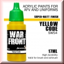 Scale75: SW-54 YELLOW CODE, Acrylfarbe 17ml