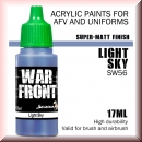 Scale75: SW-56 LIGHT SKY, Acrylfarbe 17ml