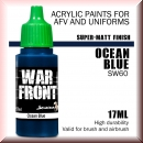 Scale75: SW-60 OCEAN BLUE, Acrylfarbe 17ml
