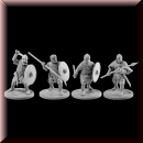 V & V Miniatures: SKU - R28.10 Vikings 6