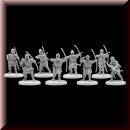 V & V Miniatures: SKU - R28.18 Vikings 8
