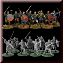 V & V Miniatures: SKU - R28.1 Vikings