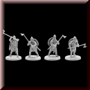 V & V Miniatures: SKU - R28.21 Varangian Guard