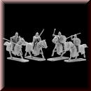 V & V Miniatures: SKU - R28.23 Byzantine Cataphracts