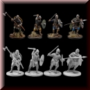 V & V Miniatures: SKU - R28.4 The Anglo-Saxons