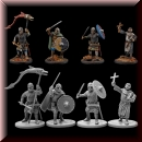 V & V Miniatures: SKU - R28.6 The Anglo-Saxons 2