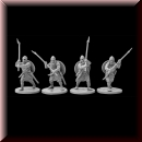 V & V Miniatures: SKU - R28.7 Vikings 3