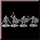 V & V Miniatures: SKU - R28.8 Vikings 4