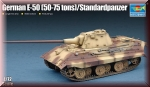 Trumpeter: German E-50 (50-75 tons)/Standardpanzer 07123