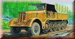 Trumpeter: German Sd.Kfz.9 18 ton Heavy Halftrack Early Type 07203