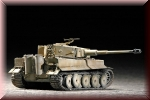 Trumpeter: German Tiger 1 (Mid Production) 07243