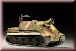 Trumpeter: German Sturmtiger Late Production 07247