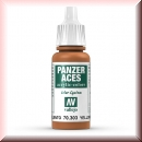 Vallejo Panzer Aces: 70303 Yellowish Rust, 17ml