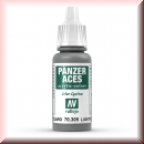 Vallejo Panzer Aces: 70305 Light Rubber, 17ml